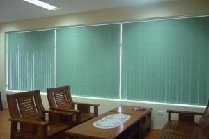 Những ưu điểm của rèm văn phòng mang lại
