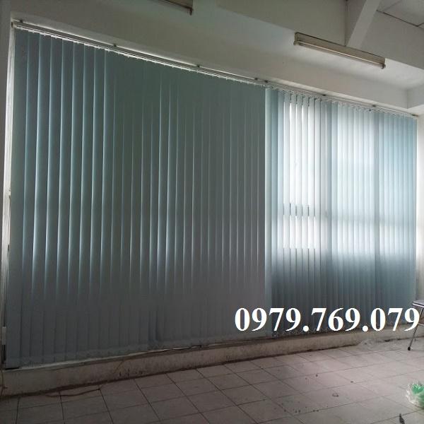 Rèm dọc văn phòng H002