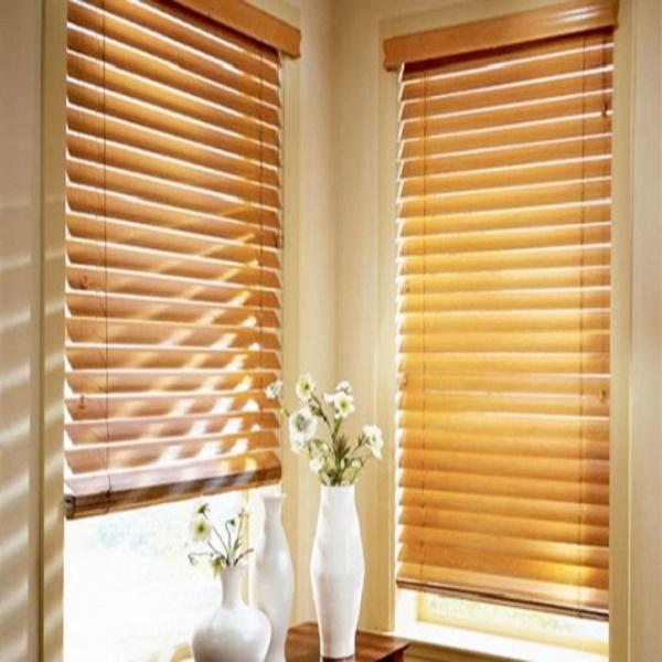 Rèm cửa sổ gỗ ngang PL 15