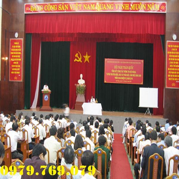 Phông sân khấu hội nghị 29