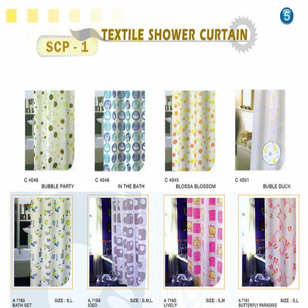 Rèm phòng tắm SCP 1