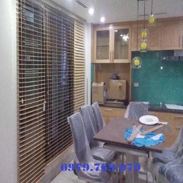 Mành gỗ Thông Tuyết SK26