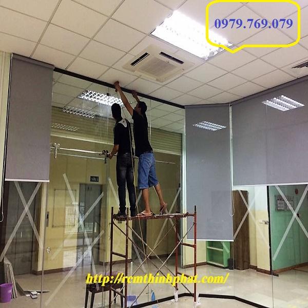 Rèm văn phòng MU602
