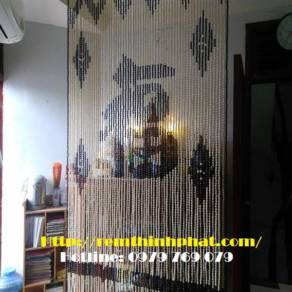 Rèm phòng thờ chữ phúc C27