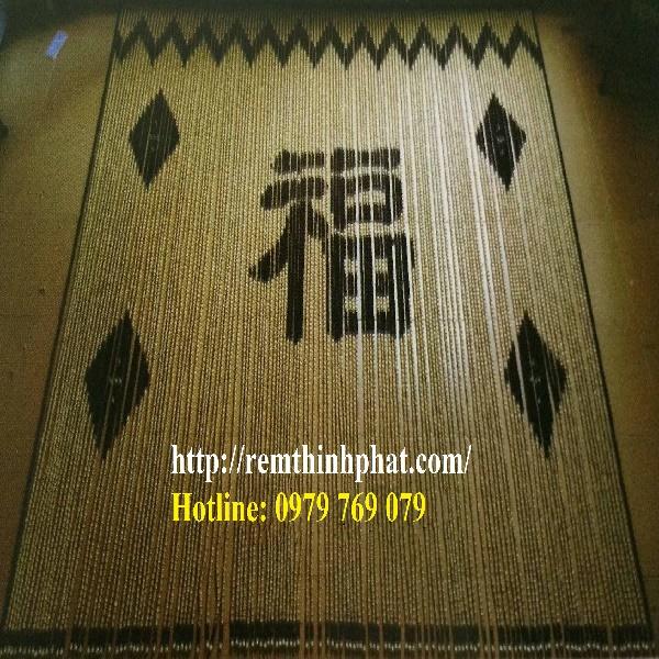 Rèm thờ chữ Phúc tiếng Hán C32
