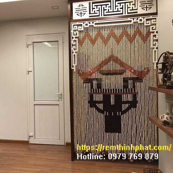 Rèm phòng thờ chùa một cột C47